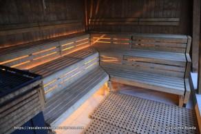 Norwegian Epic Spa - Sauna