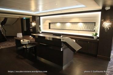 Norwegian Epic - The haven - Concierge Lounge