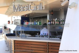 Celebrity Silhouette - Mast Grill