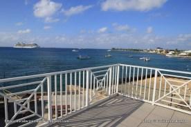 Grand Cayman - George Town - Village croisière