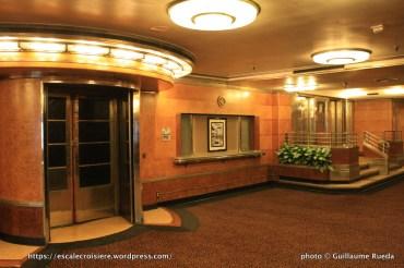 Queen Mary - Travel bureau - Accueil de l'hôtel