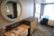 Cabine avec balcon à côté de Central Park - cabine 8150