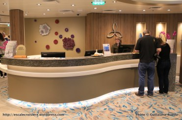 Harmony of the seas - Vitality at Sea Spa