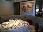 Queen Mary 2 - Verandah restaurant 2016
