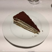 MSC Fantasia - restaurant - Tiramisu