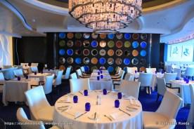 Celebrity Equinox - Restaurant Blu