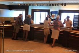 Celebrity Equinox - Shore Excursion - Bureau des excursions