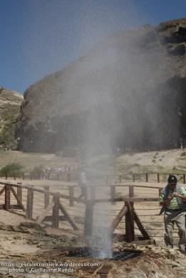 Salalah geyser