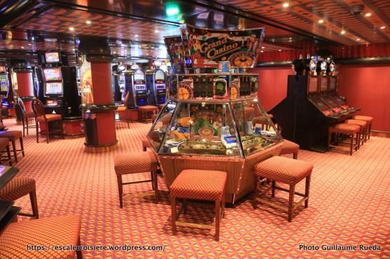 Costa Magica - Casino Sicilia