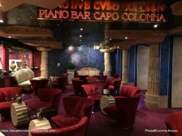 Costa Magica - Piano bar Capo Colonna