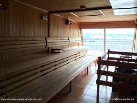 Costa Magica - Spa Club Salute Saturnia 1927 - Sauna