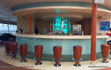 MSC Preziosa - Turquoise bar