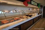 MSC Meraviglia - Restaurant - Marketplace buffet