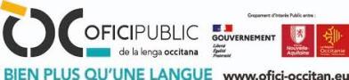 Accueil - Ofici Occitan