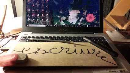 talhièr d'escritura