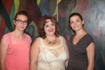 ll duo Escaontage con Annalisa Venditti