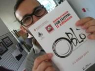 Davide Cortese con l'antologia 'Oblò'