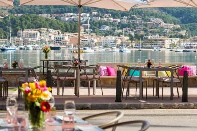 terraza restaurante es canyis puerto soller