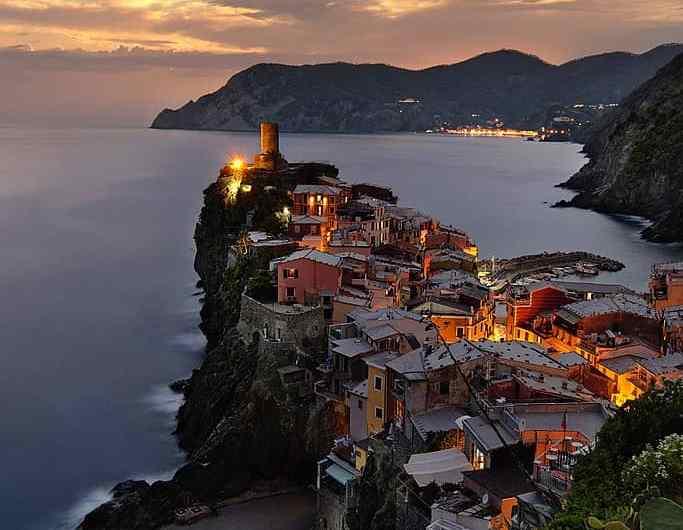 Escapada fin de semana a Italia: Vernazza