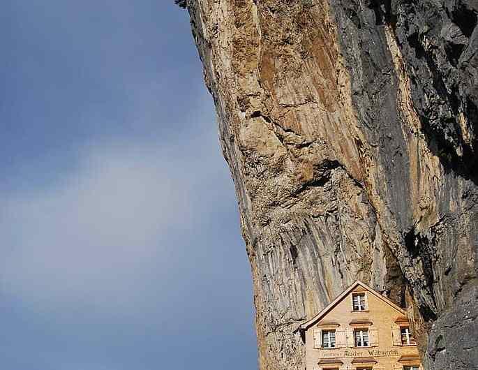 Escapada al hotel Aescher, en los Alpes Suizos
