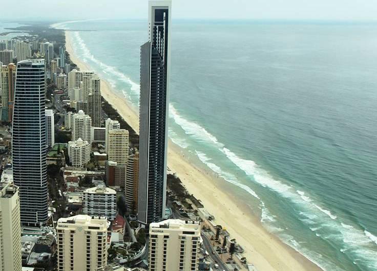 Gold Coast: el paraíso australiano de los surferos