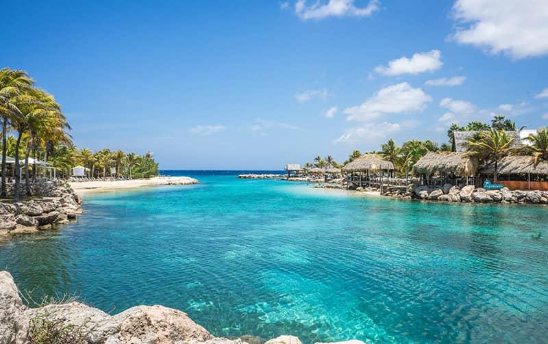 curazao en el caribe