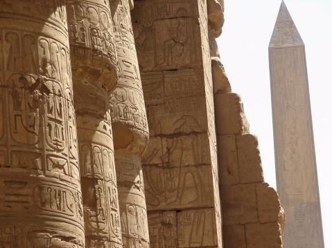 Inscripciones egipcias