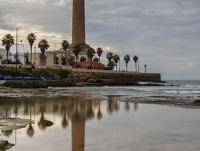 El faro de Chipiona y sus encantos (Cádiz)