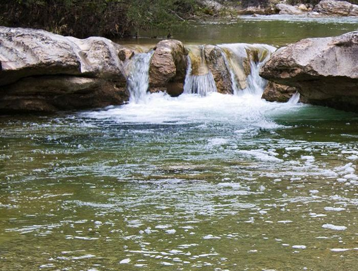 Riera de Merlès, senderismo por los ríos de Cataluña