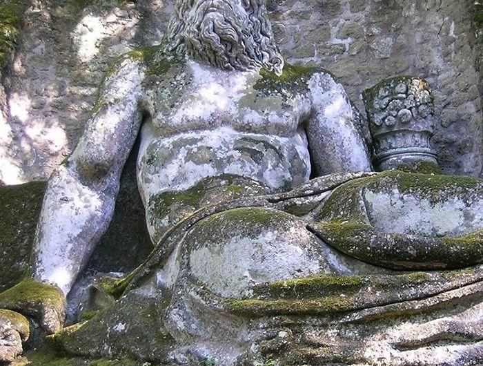Parco dei Mostri en Bomarzo: el parque de los monstruos