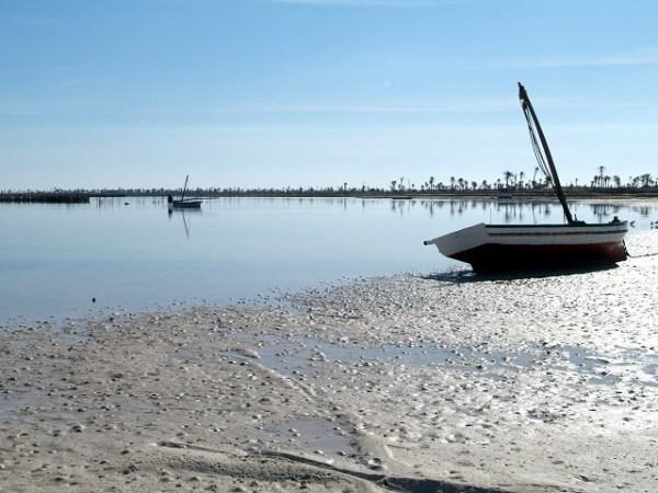 sur les iles kerkennah | escapade tunisie