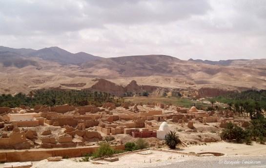 tamerza village ancien