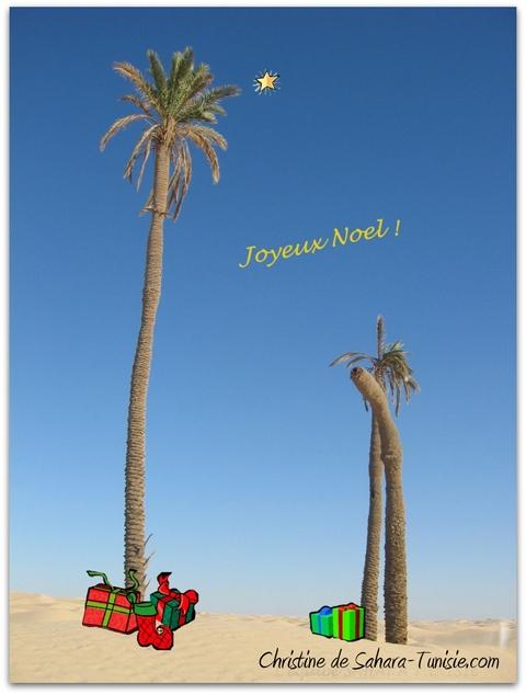 noel au sahara