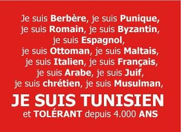 berbères de tunisie