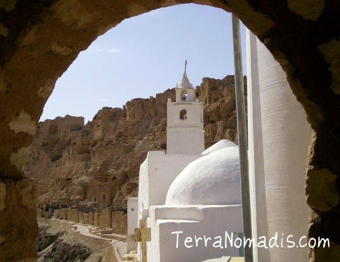 Chenini ksar citadelle