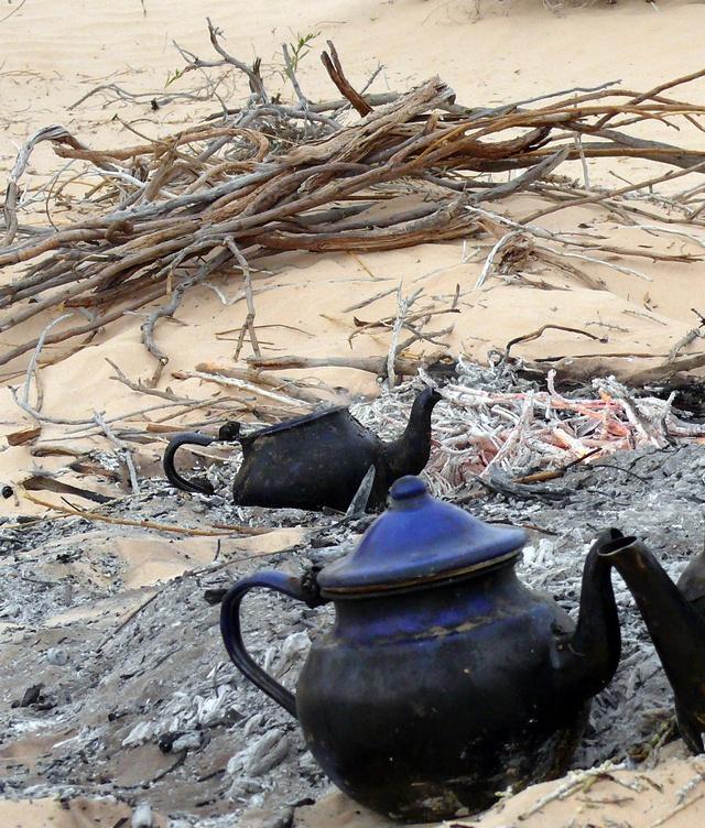 le thé du nomade