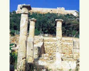tunisie clupea fort de kelibia