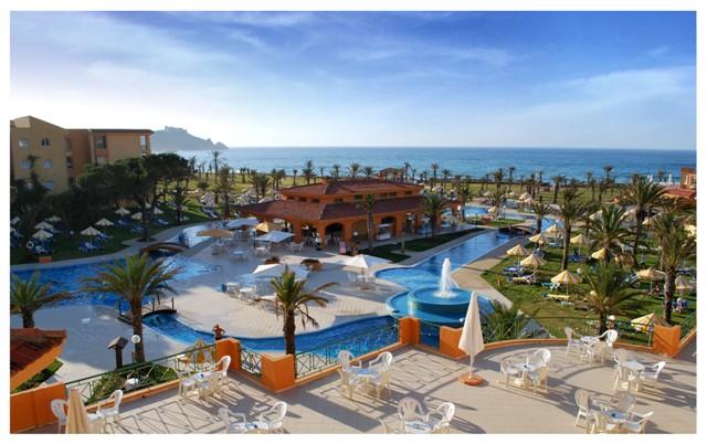 hotel ismael tabarka