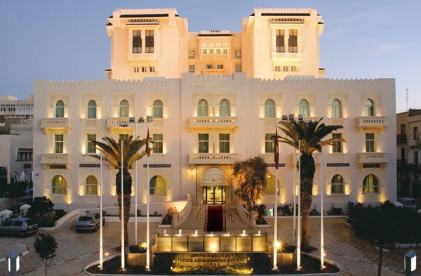 hotel oliviers sfax