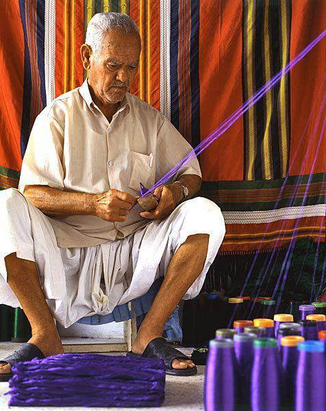 mahdia atelier de tissage