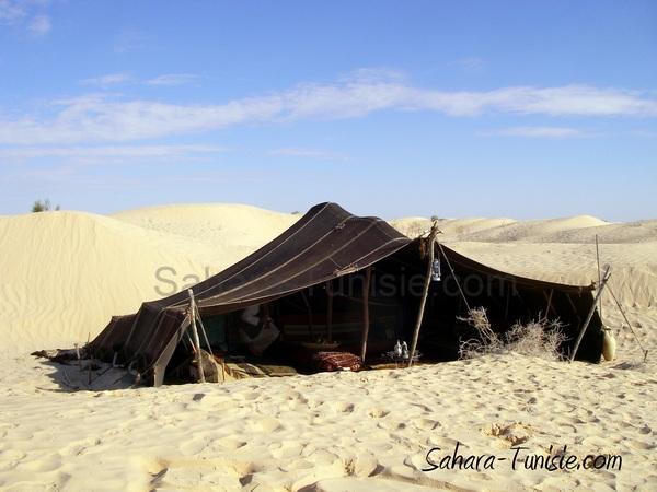 Où passer une nuit dans le désert, à partir de Djerba ?
