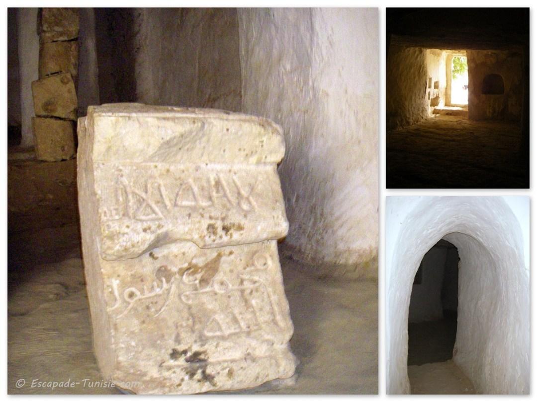 mosquee souterraine douiret