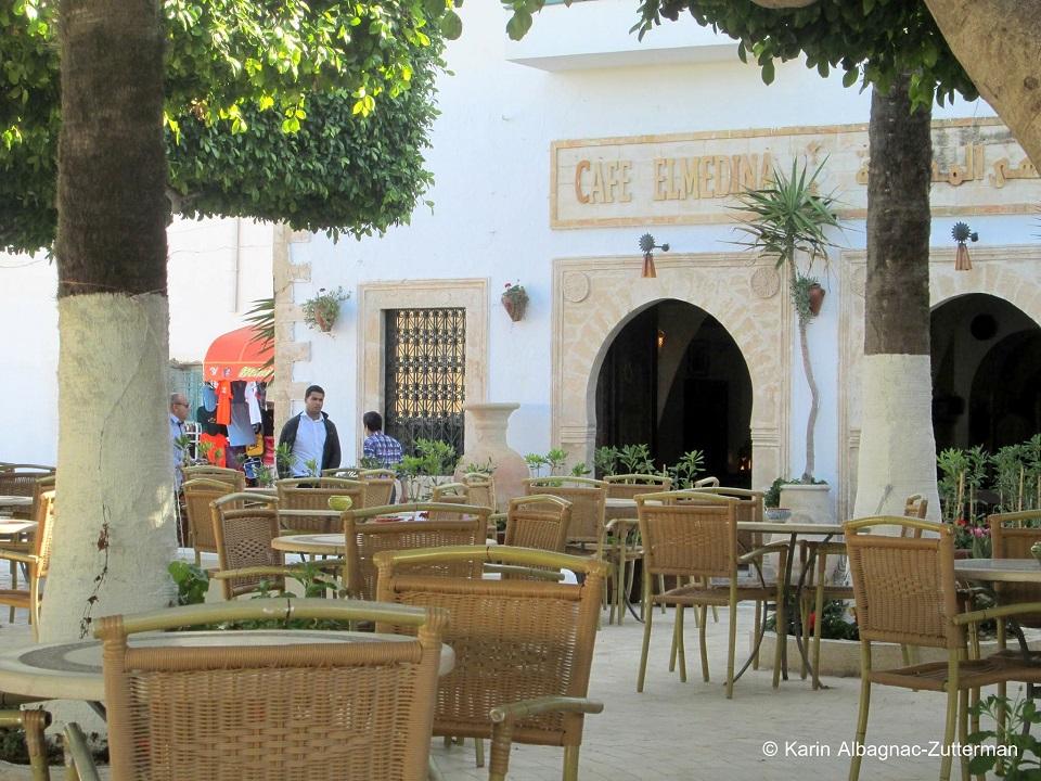 cafe medina mahdia