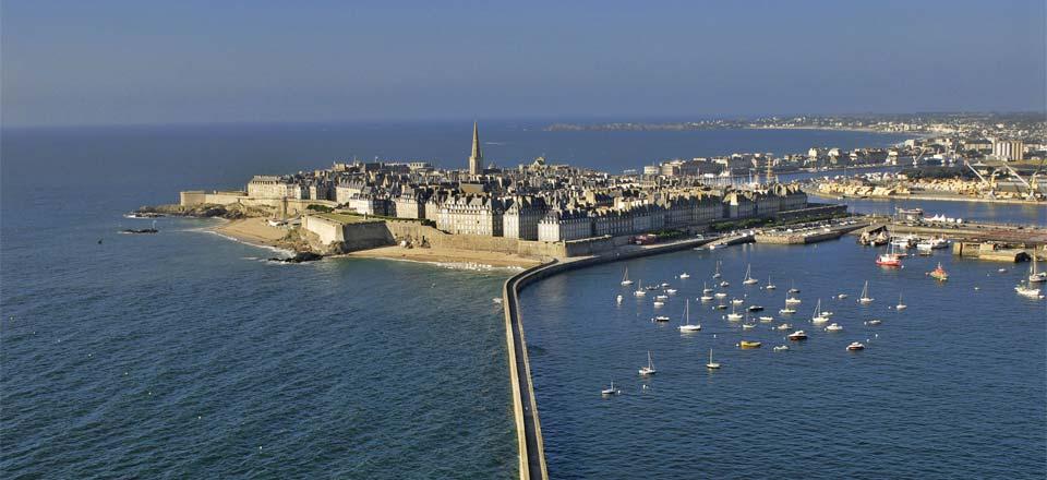 Escapade amoureuse à Saint-Malo