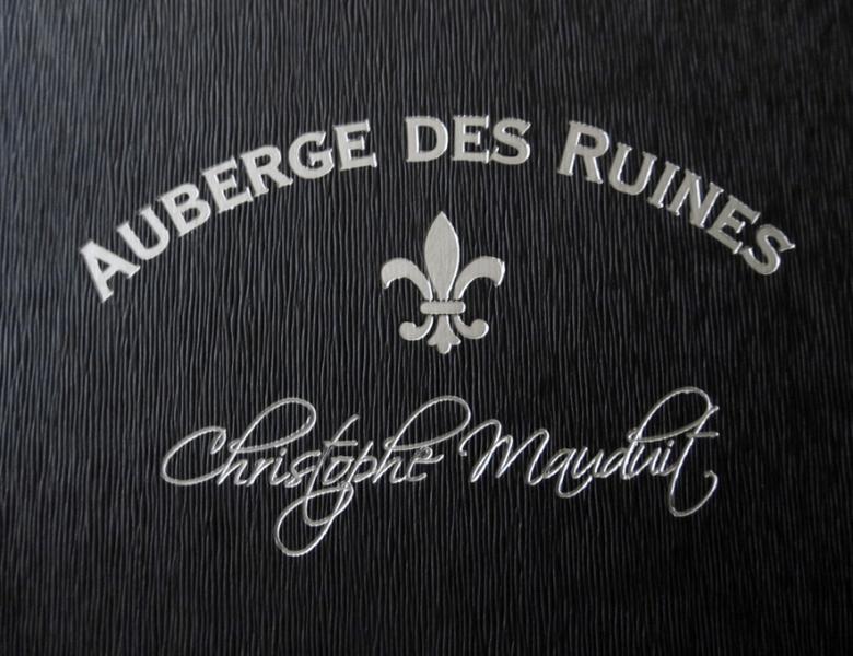 L'Auberge des Ruines : un restaurant de charme à Jumièges