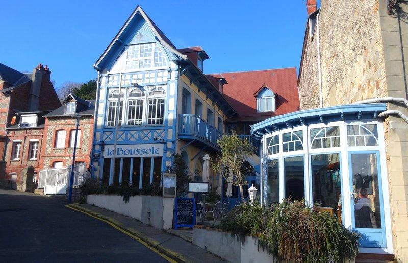 Restaurant La Boussole à Saint-Valéry-en-Caux