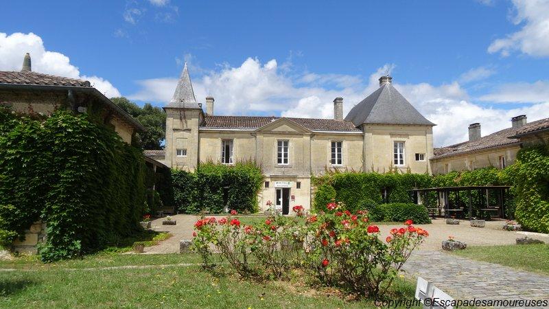 Une vie de château accessible près de Saint-Emilion