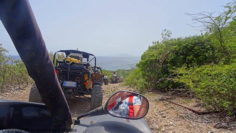 buggy en Guadeloupe à Saint-François