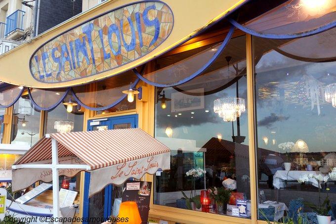 Un bon restaurant de poisson au Tréport