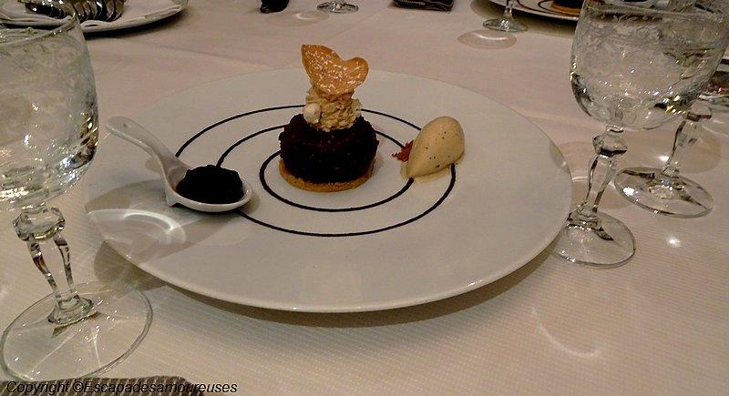 Tea-time à l'Hôtel Westminster pour déguster les créations du Chef Bryan Esposito